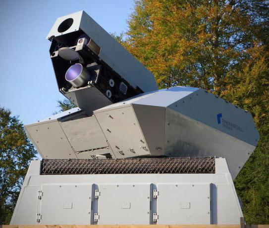 Skyshield Laser