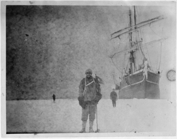 Old Antarctica Pictures