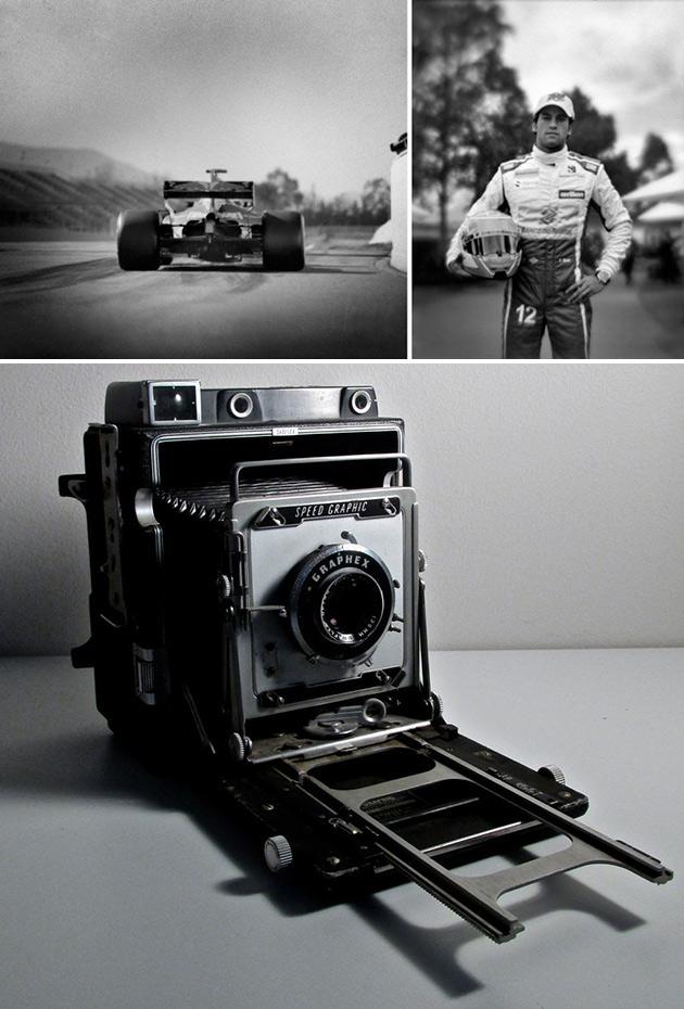 Old Camera F1