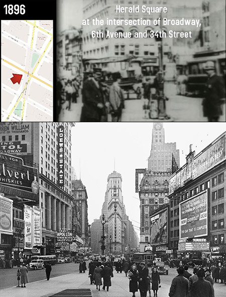 Oldest NYC Footage