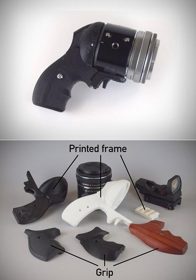 Olympus Air Pistol Grip