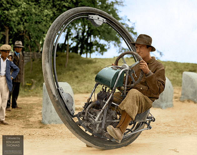 One Wheel Monowheel