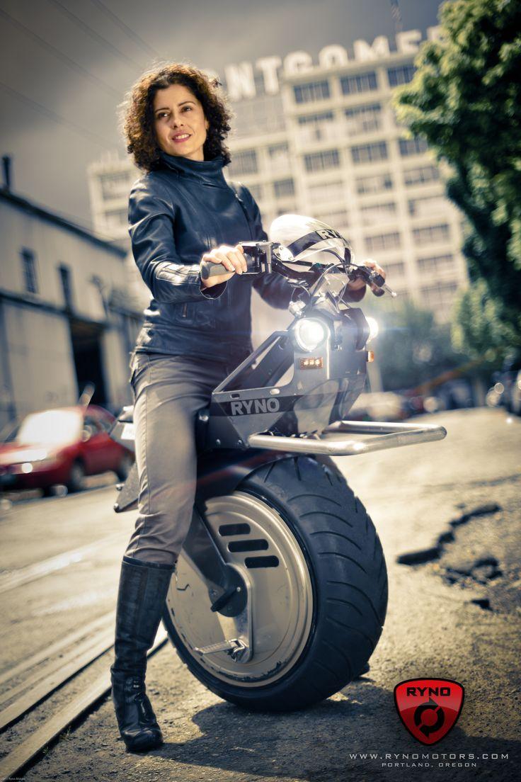 One-Wheeled RYNO