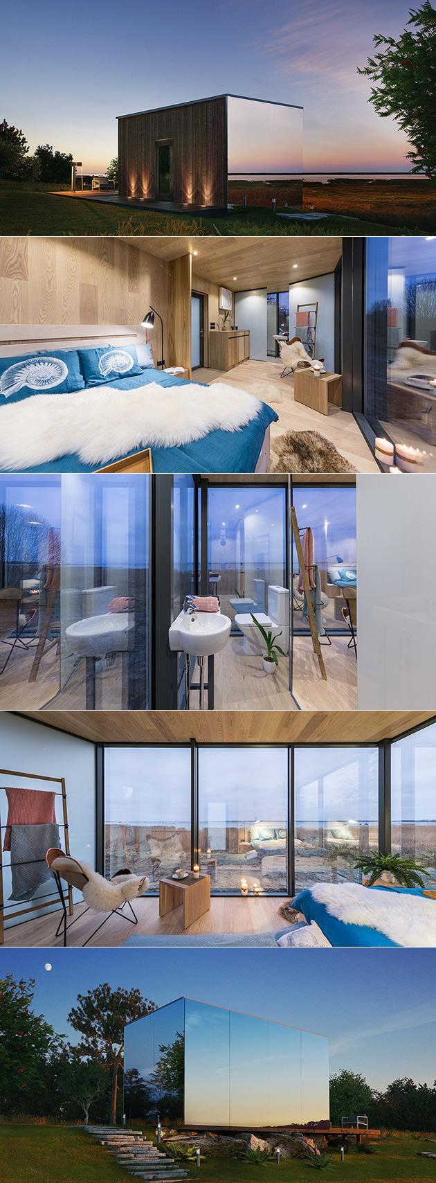 OOD Mirrored Room