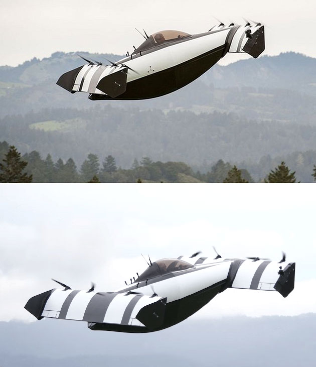 Opener BlackFly Electric Aircraft