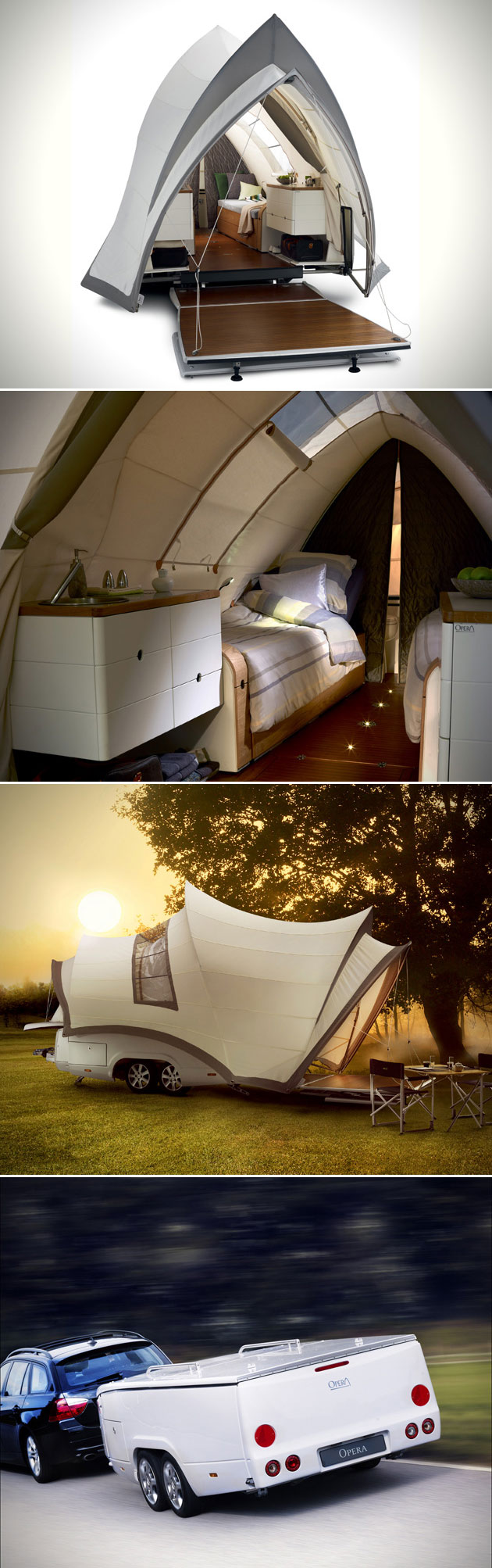 Opera Luxury Camper