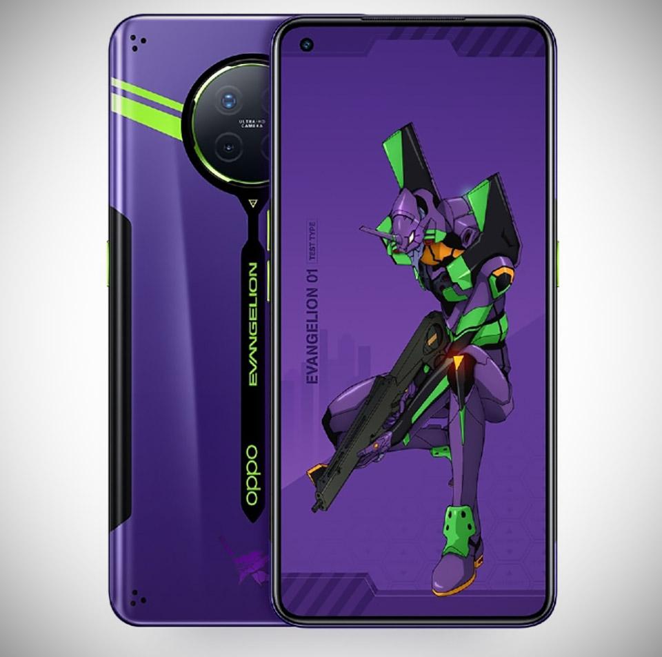 OPPO Ace2 x EVA Evangelion Mobile Phone