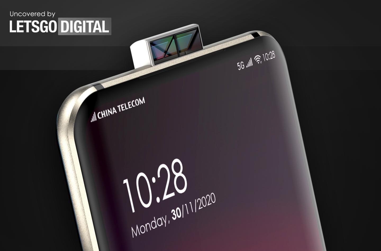 Oppo Reno Smartphone Double-Sided Camera