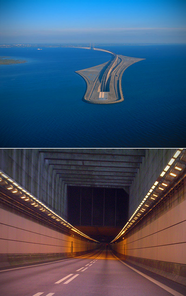 The Oresund Tunnel