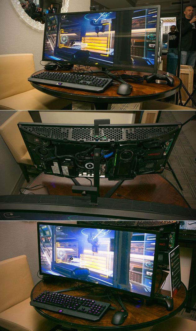 Origin PC Omni
