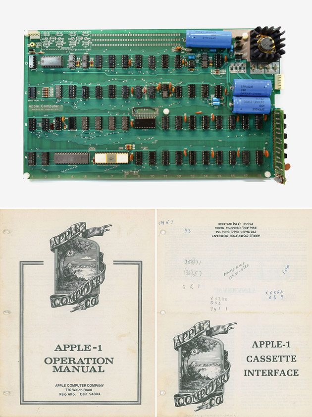 Original Apple I Computer