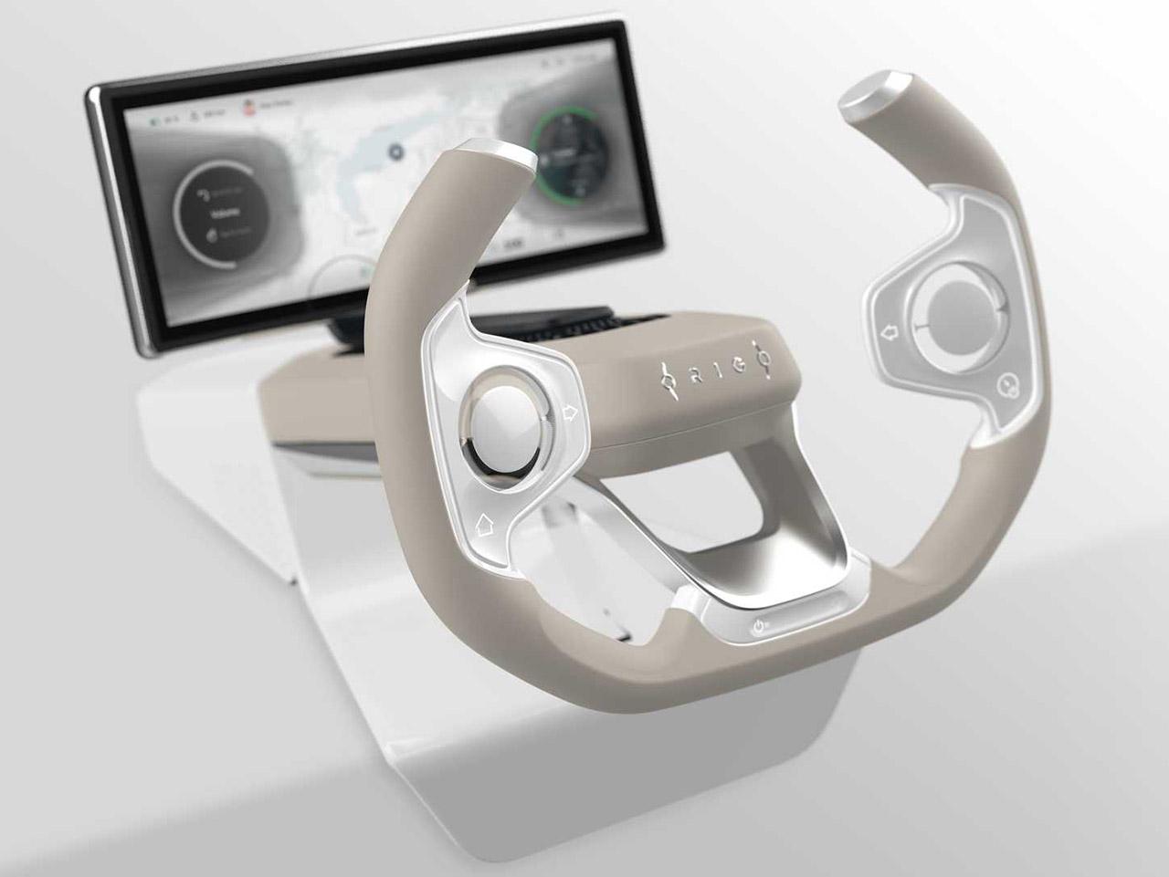 Origo Steering Wheel