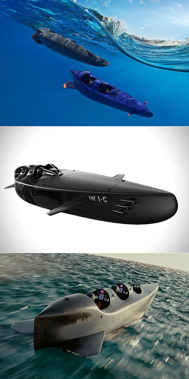 Ortega Submersible