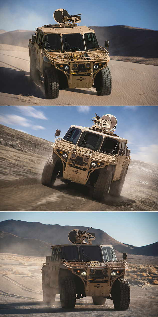 Oshkosh Defense S-ATV