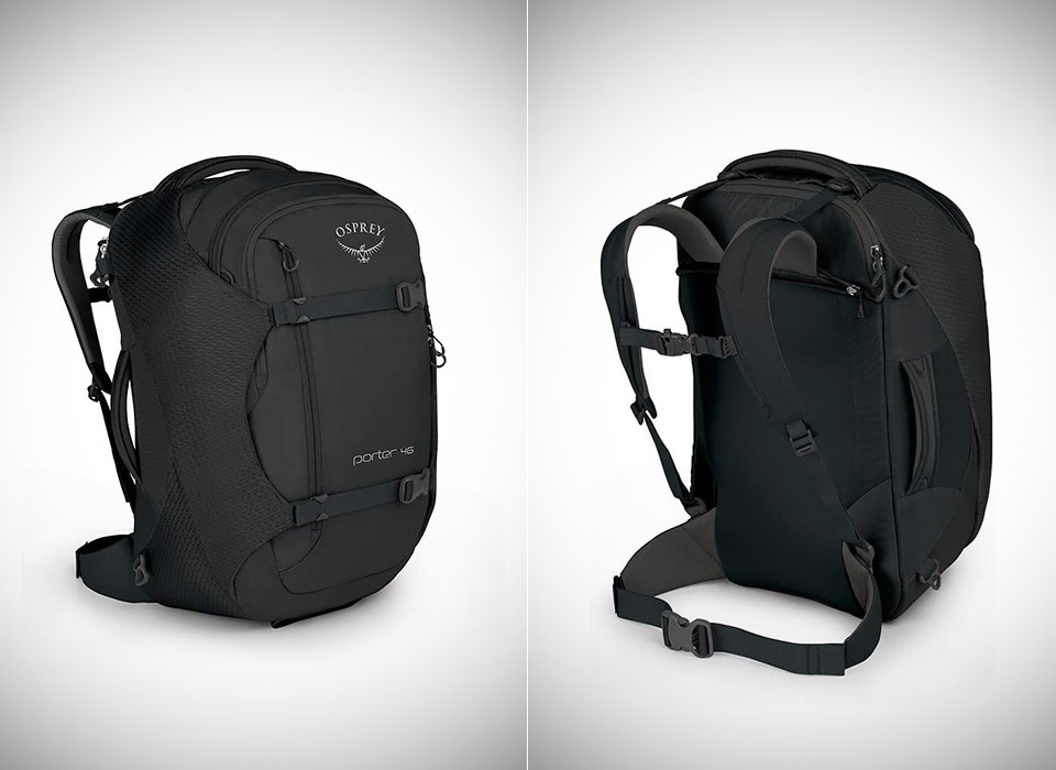 Osprey Porter 46 Travel Laptop Backpack