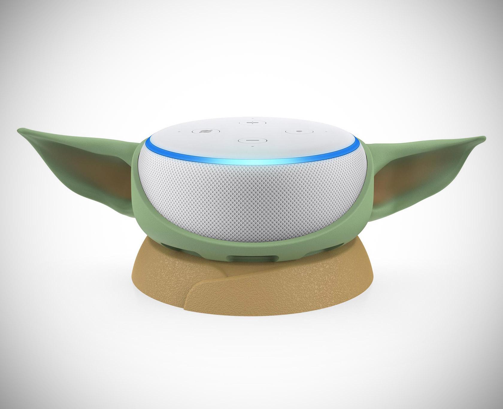 Otterbox Den Series Echo Dot Baby Yoda