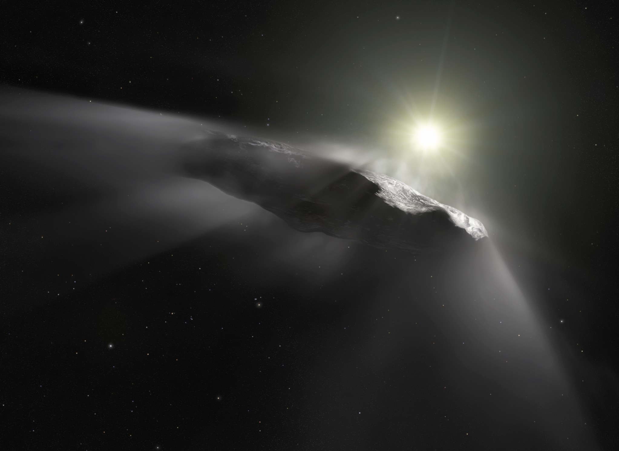 Oumuamua Interstellar Object Avi Loeb