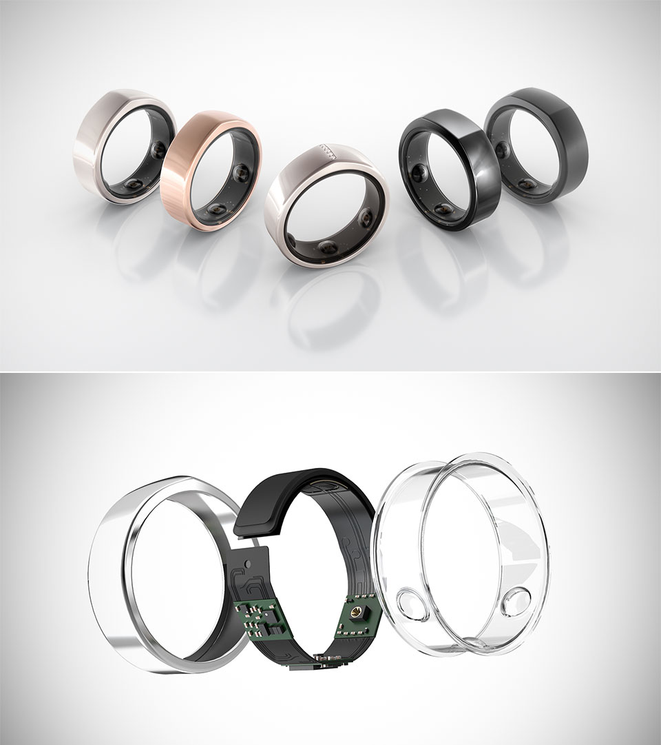 Oura Smart Ring NBA