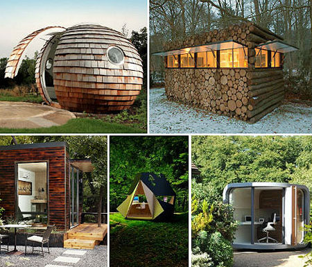 10 weird outdoor backyard offices techeblog