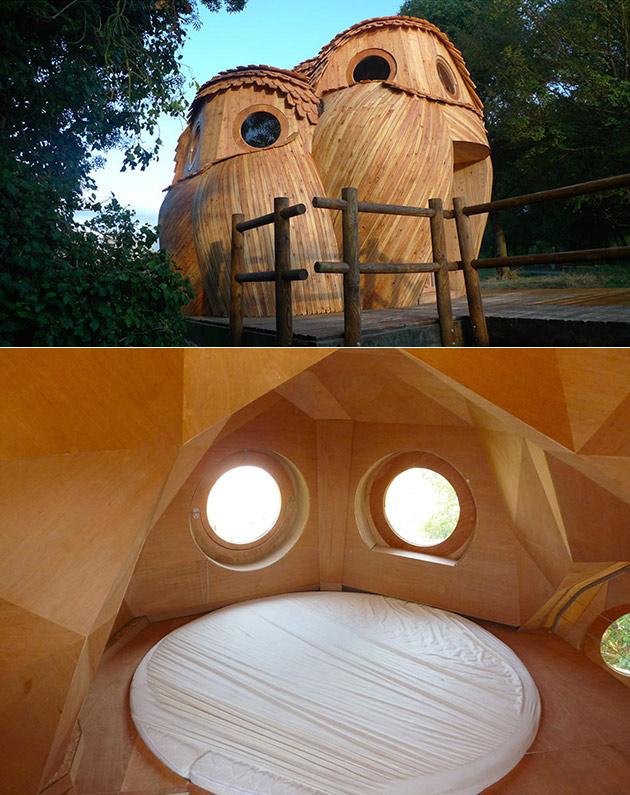 Owl Cabin