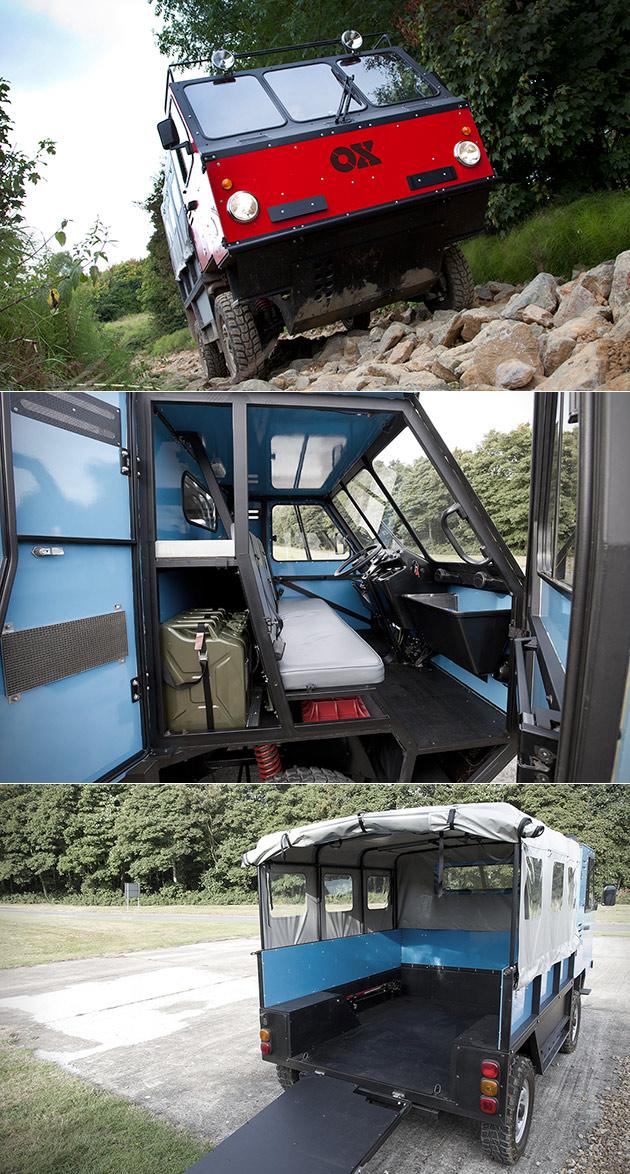 Ox Flat-Pack Truck IKEA