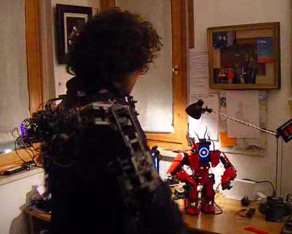Pacific Rim Exoskeleton