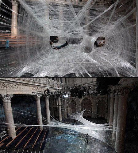 If SpiderMan Made Packing Tape Webs  TechEBlog