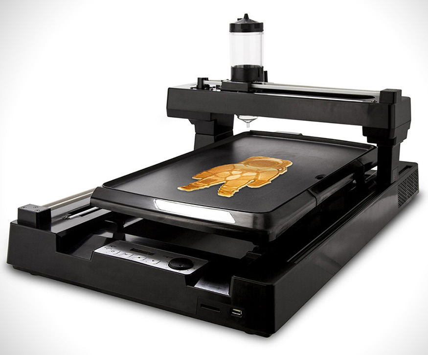 PancakeBot 3D Printer