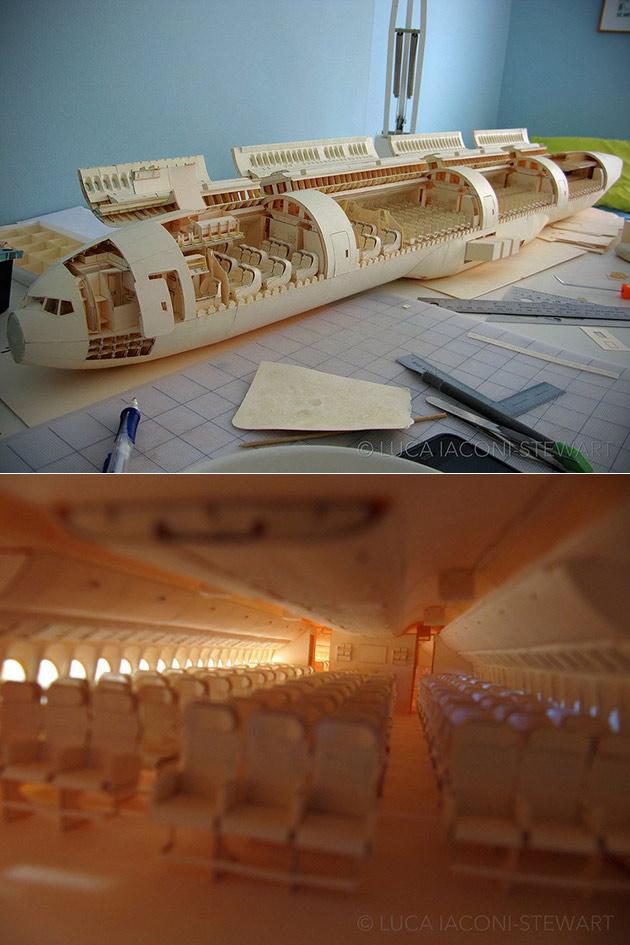 Paper Boeing Jet
