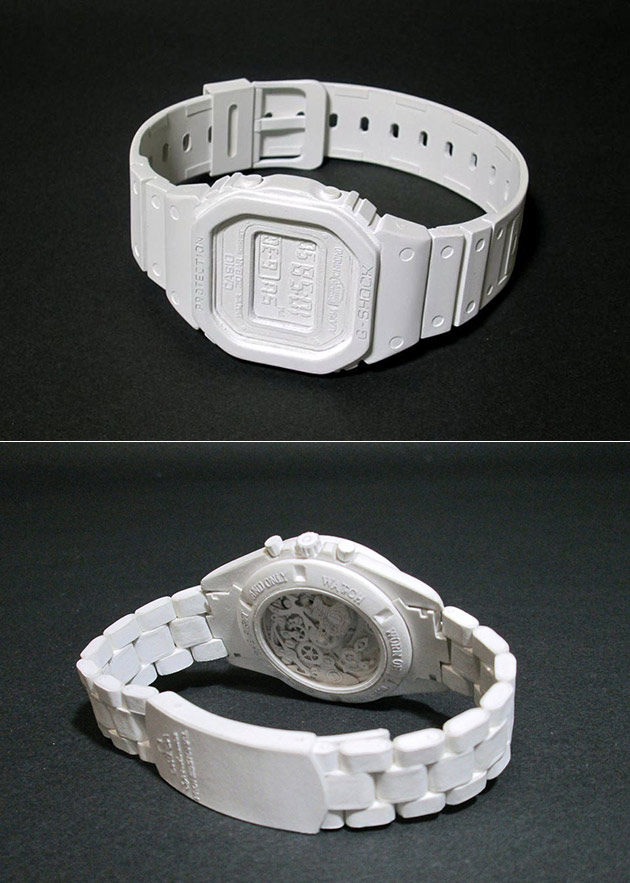 Paper Watch G-Shock
