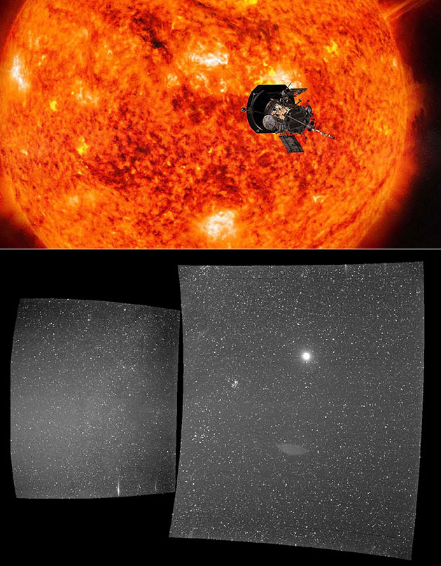 Parker Solar Probe Sun