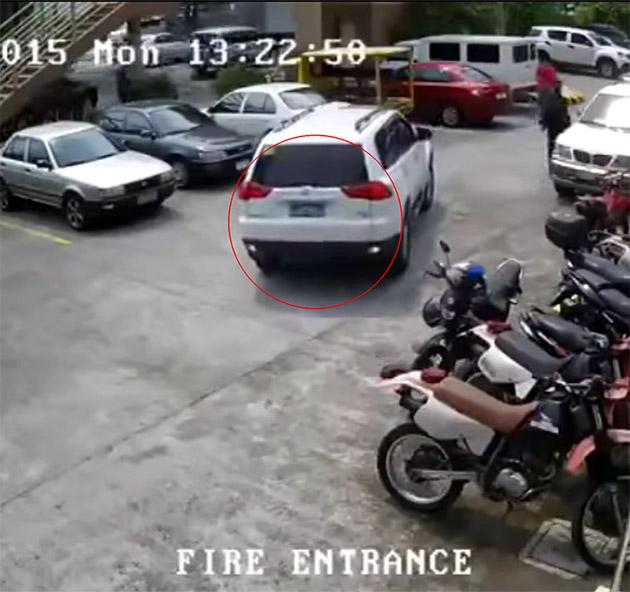 Parking Disaster FAIL