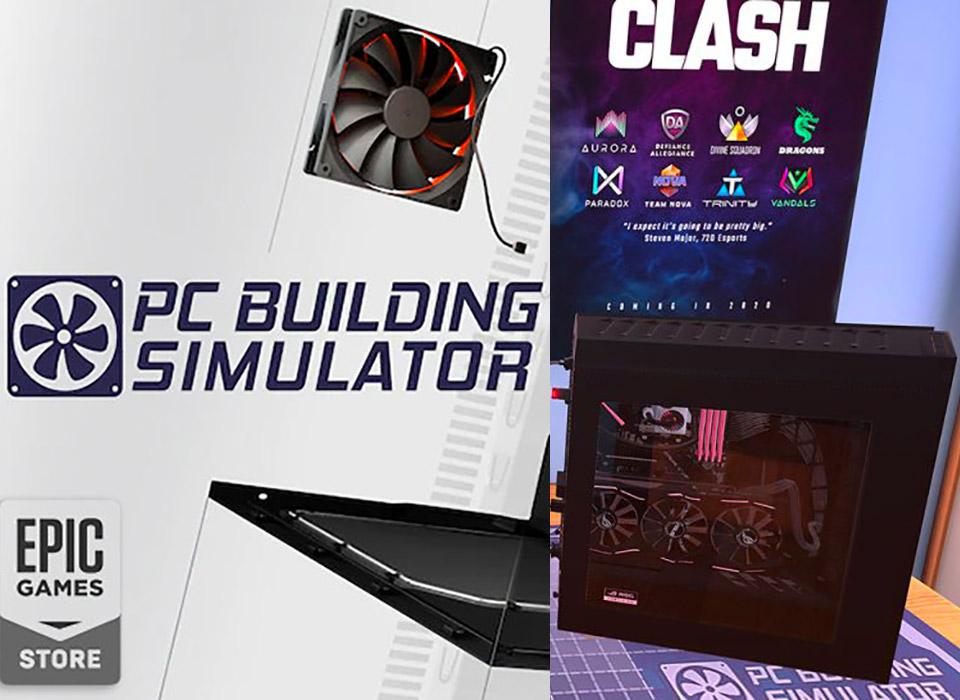 PC Building Simulator Epic Games Free Download