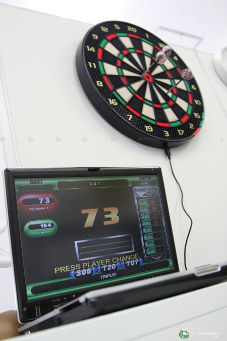 computer darts