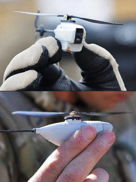 PD-100 Black Hornet Drone
