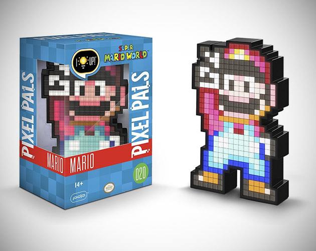 PDP Pixel Pals Mario