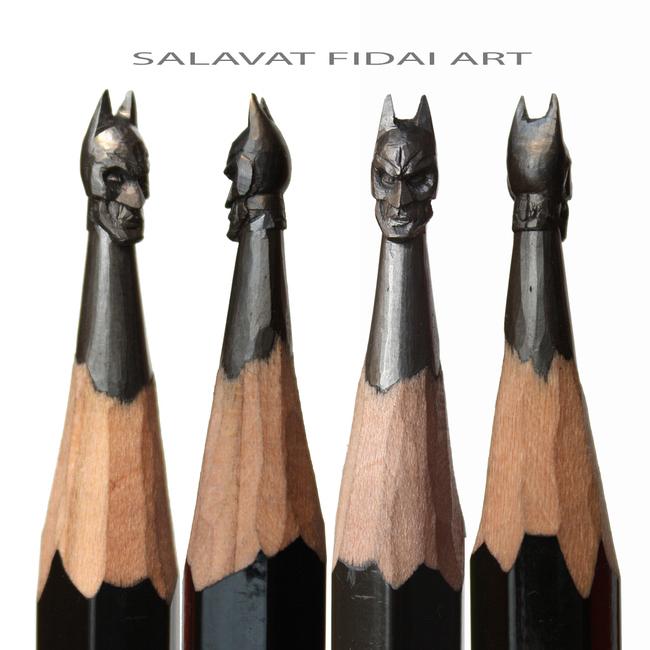 Pencil Tip Art
