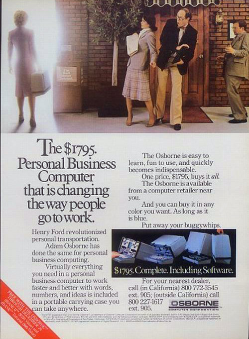 Personal Business Computer