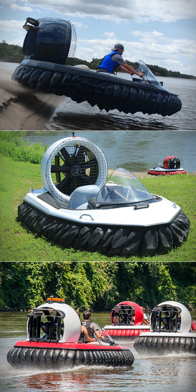 Personal Hovercraft