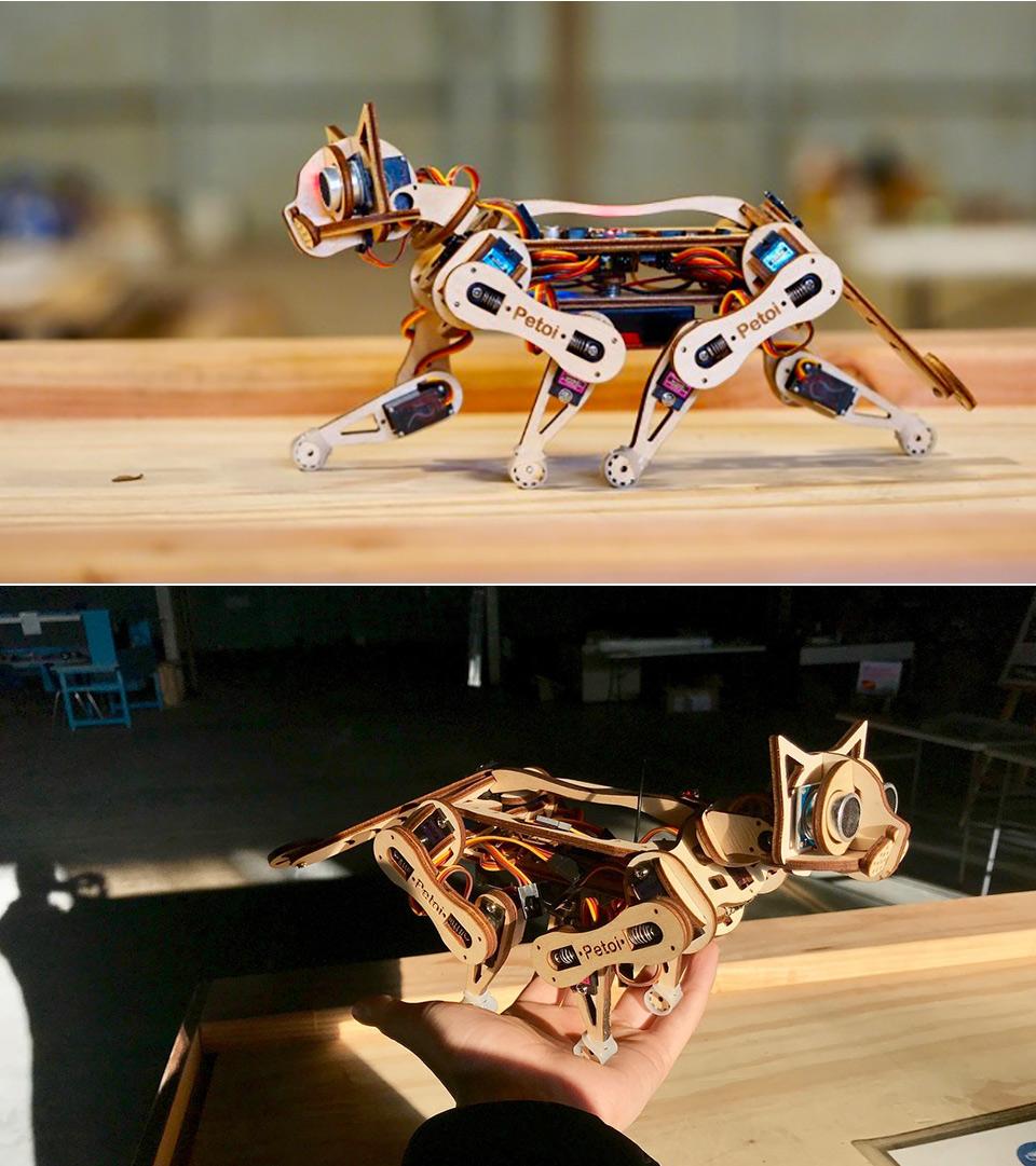 Petoi Nybble Robotic Kitten