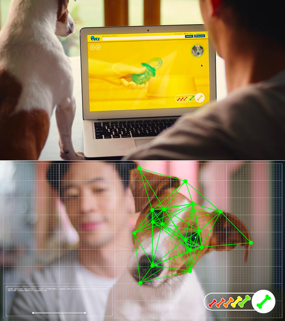 Petz Store Facial Recognition Technology