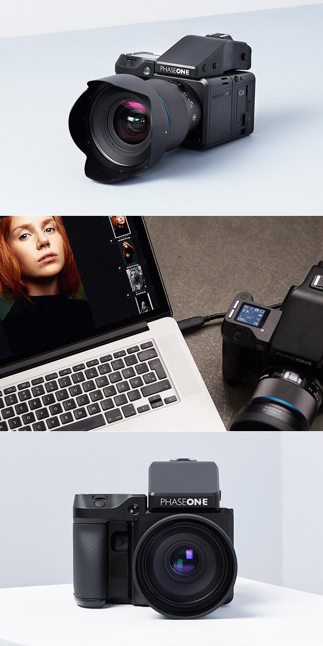Phase One 151MP XF IQ4 Camera