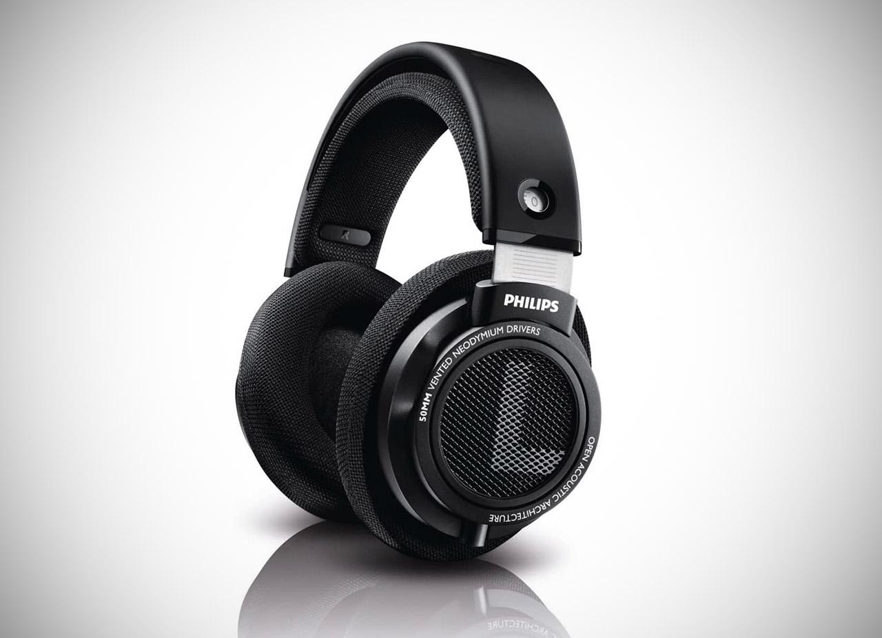 Philips Audio SHP9500 HiFi Precision Stereo Over-Ear Headphones