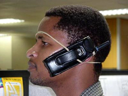 Phone on the Ear
