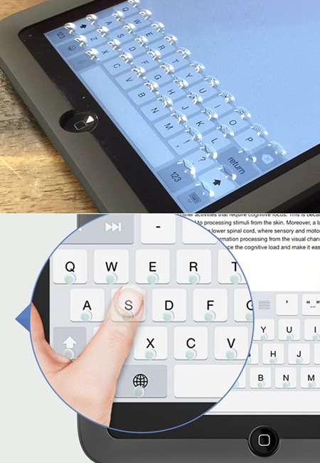 Tactile Keyboard