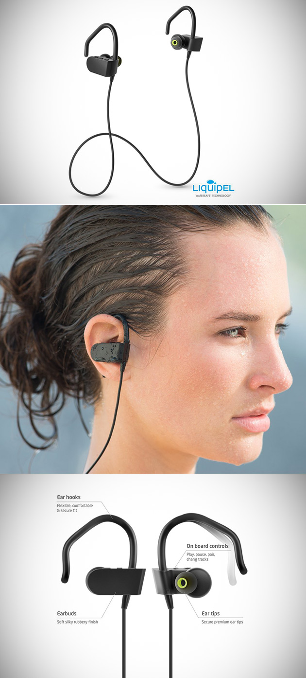Photive Bluetooth Earphones