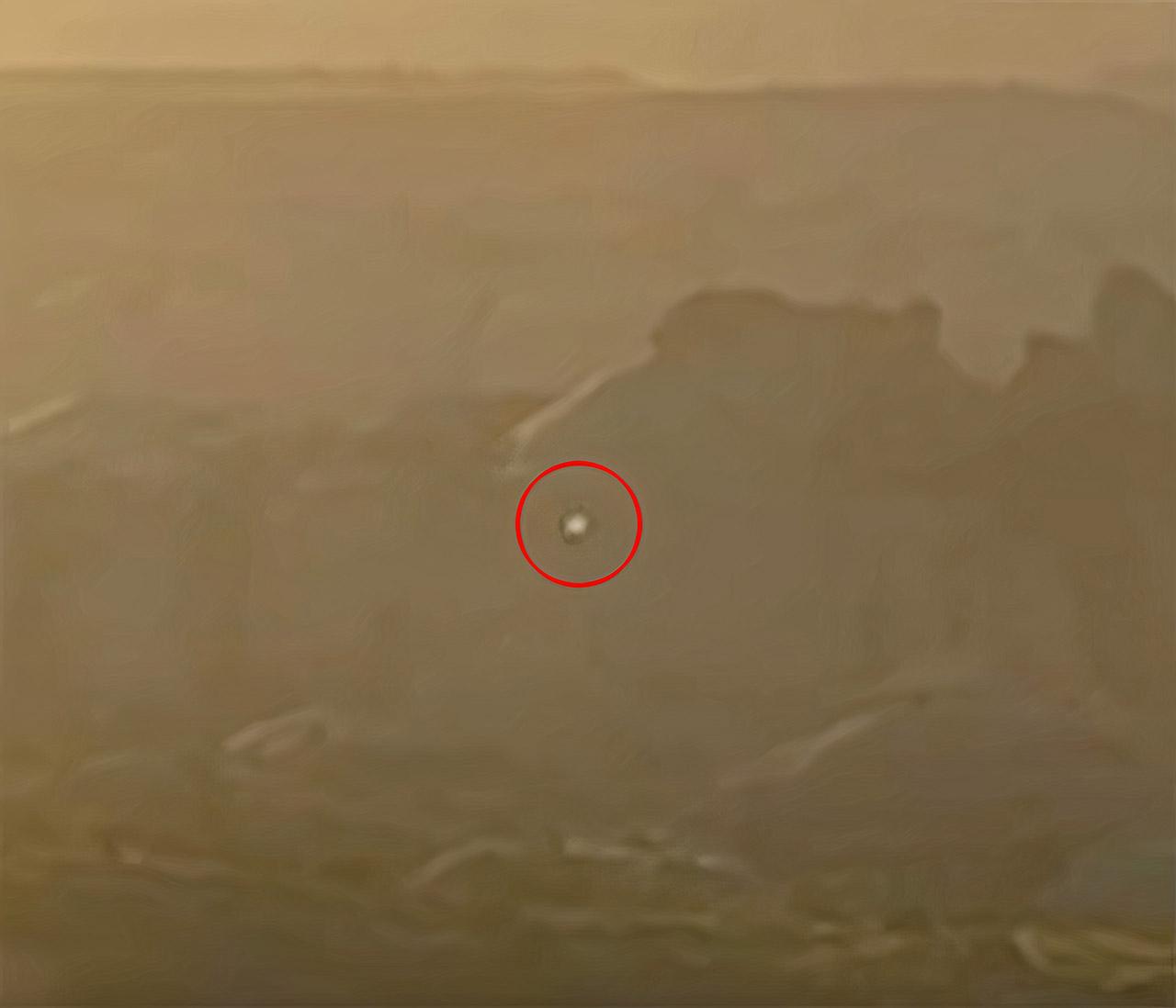 Photographer Moab UFO