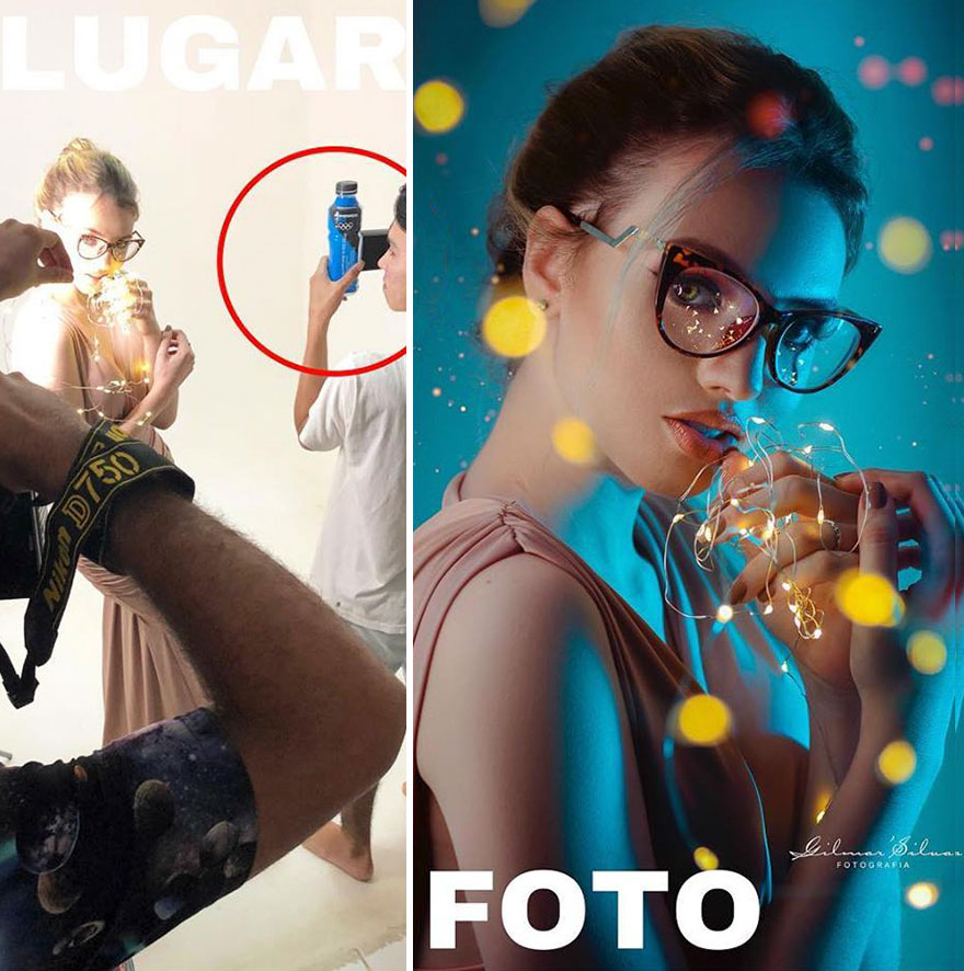 Photography Editing Magic
