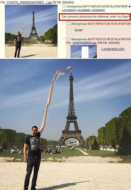 Photoshop Hilarity Ensues