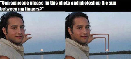 how to fix unfocused pictures in photoshop